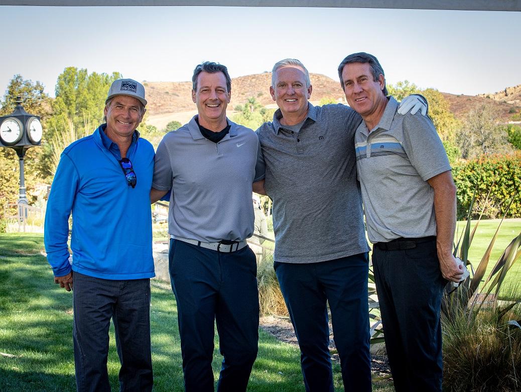 Golf 2020 Bob Allen's group
