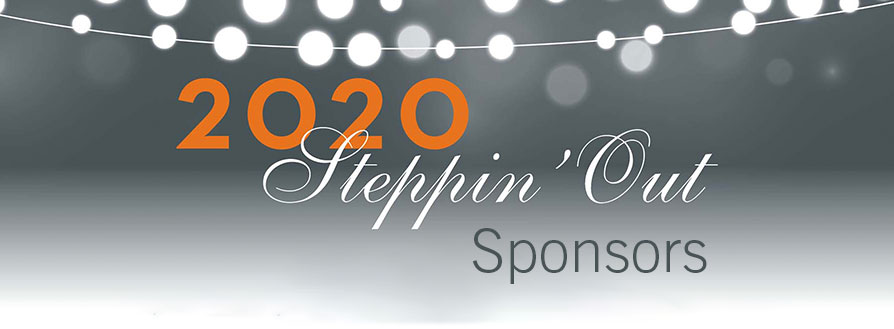 Steppin' Out 2020 Logo