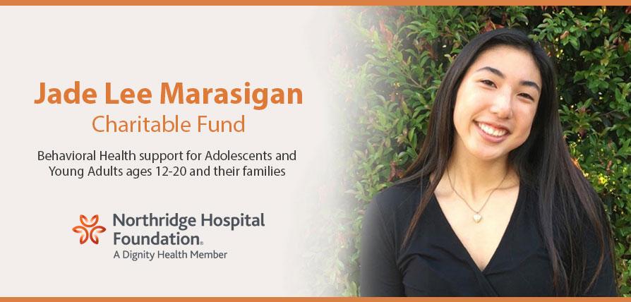 Jade Lee Marasigan Charitable Fund
